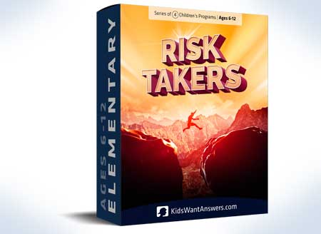 Risk Takers: Dreaming Big for God